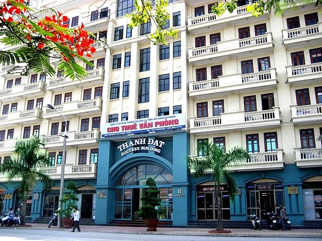Tòa nhà Thành Đạt, số 3 Lê Thánh Tông, Hải Phòng